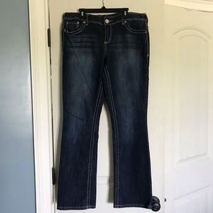 Maurices Straight Leg Jeans